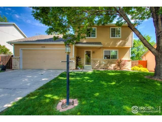 333 E 48th St, Loveland, CO 80538 (MLS #922315) :: 8z Real Estate