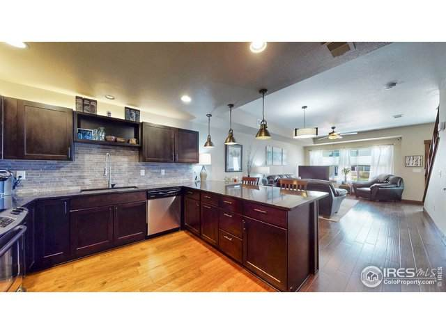 851 Baum St C, Fort Collins, CO 80524 (MLS #922319) :: Tracy's Team
