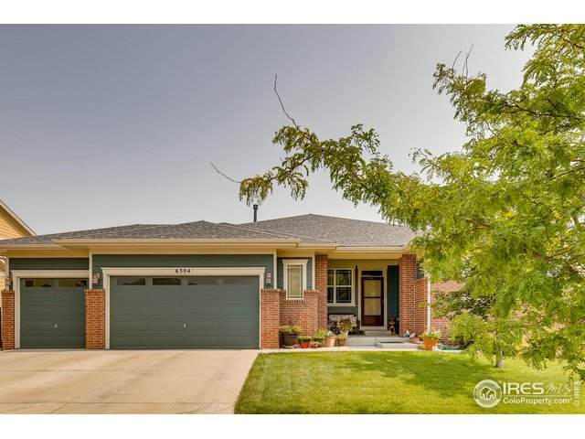 6304 Steeple Rock Dr, Frederick, CO 80516 (MLS #922320) :: 8z Real Estate