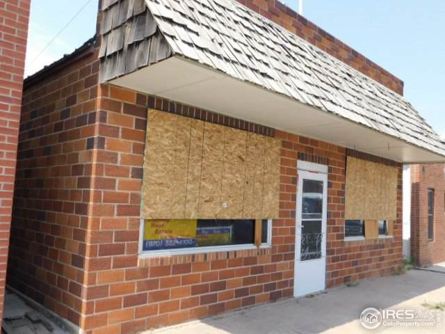 61 Main Ave, Akron, CO 80720 (MLS #922327) :: J2 Real Estate Group at Remax Alliance