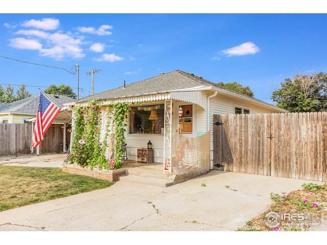 112 N Greeley Ave, Johnstown, CO 80534 (MLS #922337) :: RE/MAX Alliance