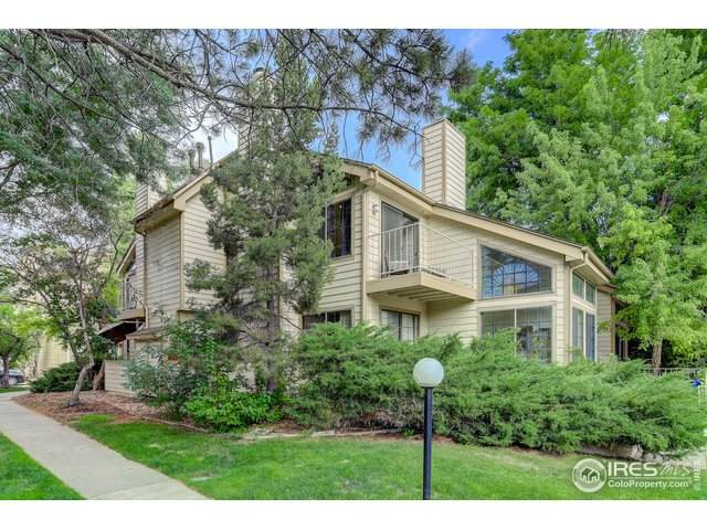 4815 White Rock Cir B, Boulder, CO 80301 (MLS #922368) :: 8z Real Estate