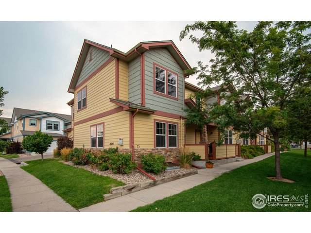 2526 Parkfront Dr A, Fort Collins, CO 80525 (MLS #922372) :: RE/MAX Alliance