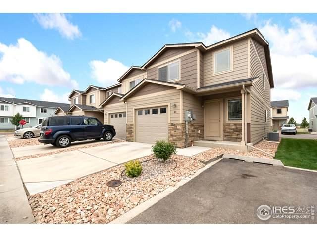 3145 Alybar Dr 16D, Wellington, CO 80549 (#922381) :: Compass Colorado Realty