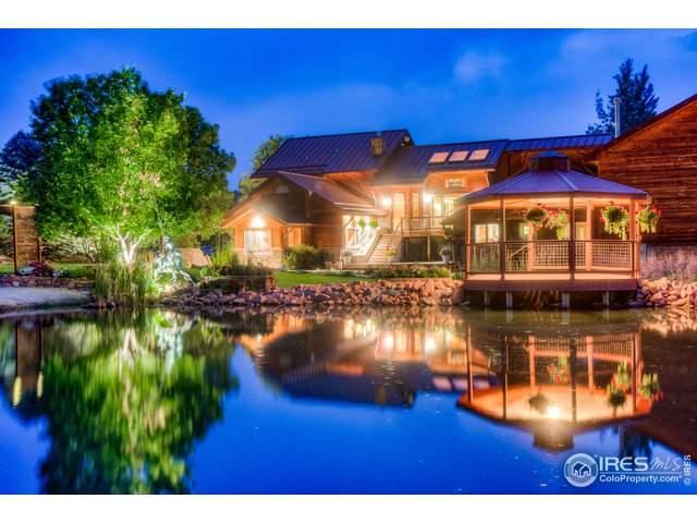 3924 Bingham Hill Rd, Fort Collins, CO 80521 (MLS #922395) :: Wheelhouse Realty
