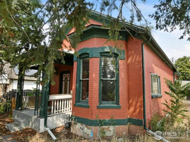 2328 Eliot St, Denver, CO 80211 (MLS #922412) :: Downtown Real Estate Partners