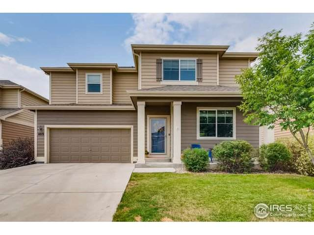 409 Bannock St, Fort Collins, CO 80524 (MLS #922416) :: Wheelhouse Realty