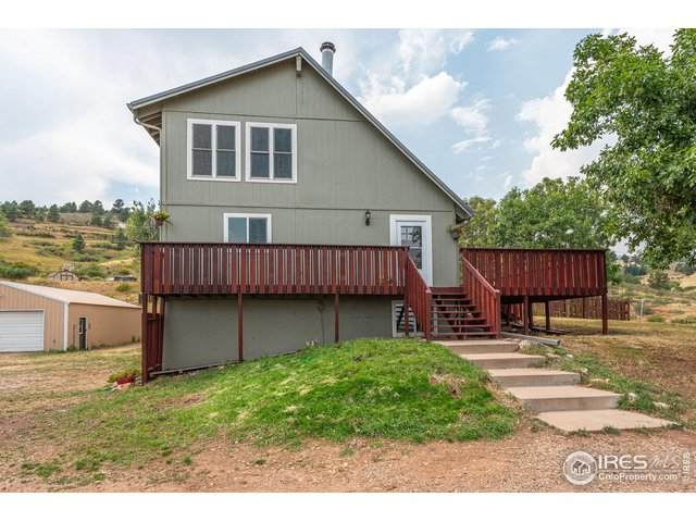 6004 Blue Spruce Dr, Bellvue, CO 80512 (#922423) :: Kimberly Austin Properties