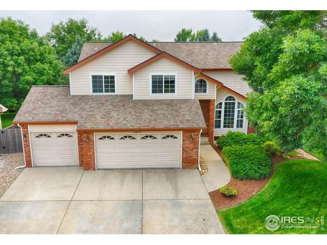 2619 Willow Creek Dr, Fort Collins, CO 80525 (#922430) :: The Margolis Team