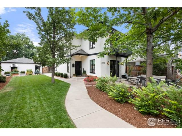 3172 11th St, Boulder, CO 80304 (MLS #922458) :: 8z Real Estate