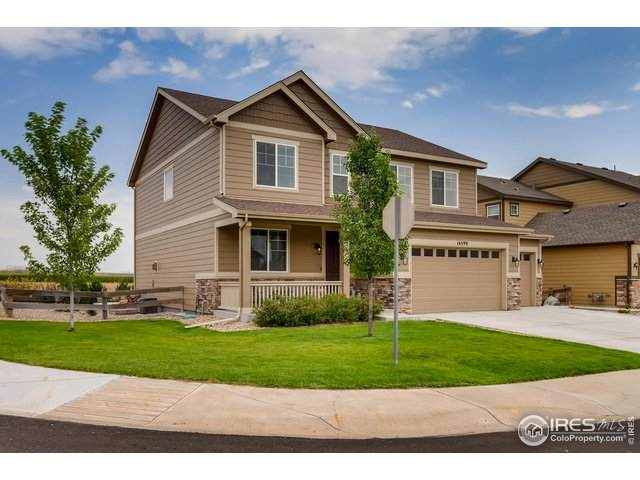 16590 Sanford St, Mead, CO 80542 (MLS #922466) :: Bliss Realty Group
