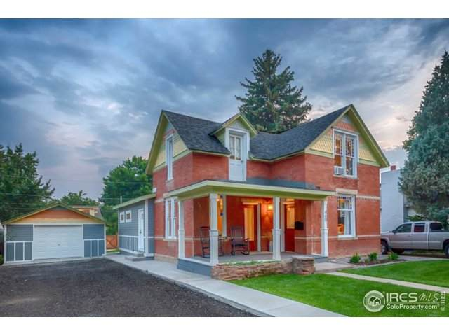460 W 5th St, Loveland, CO 80537 (MLS #922490) :: Tracy's Team