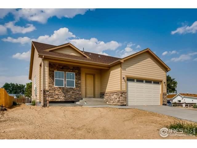 145 Johnson Cir, Keenesburg, CO 80643 (MLS #922500) :: 8z Real Estate