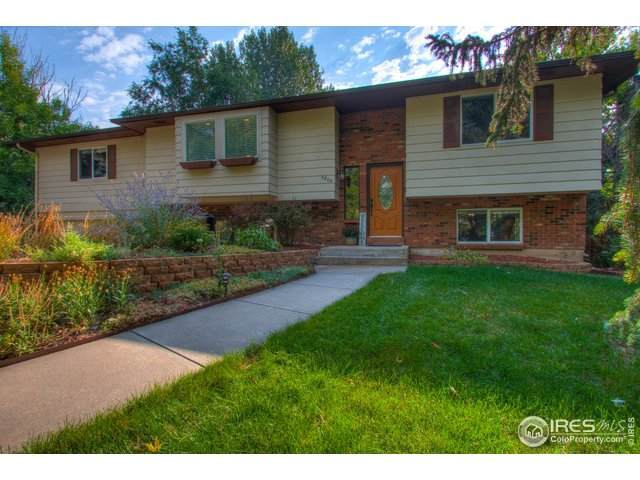 2808 Mcconnell Dr, Laporte, CO 80535 (MLS #922515) :: RE/MAX Alliance
