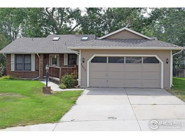 2277 Durango Dr, Loveland, CO 80538 (MLS #922523) :: Wheelhouse Realty