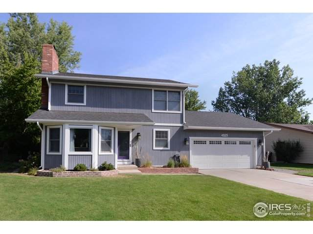 4929 W 9th St, Greeley, CO 80634 (#922526) :: The Brokerage Group