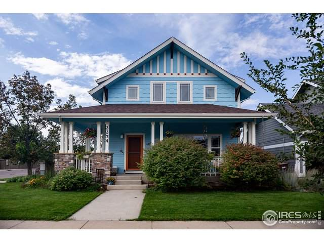 2274 Bellwether Ln, Fort Collins, CO 80521 (MLS #922529) :: RE/MAX Alliance