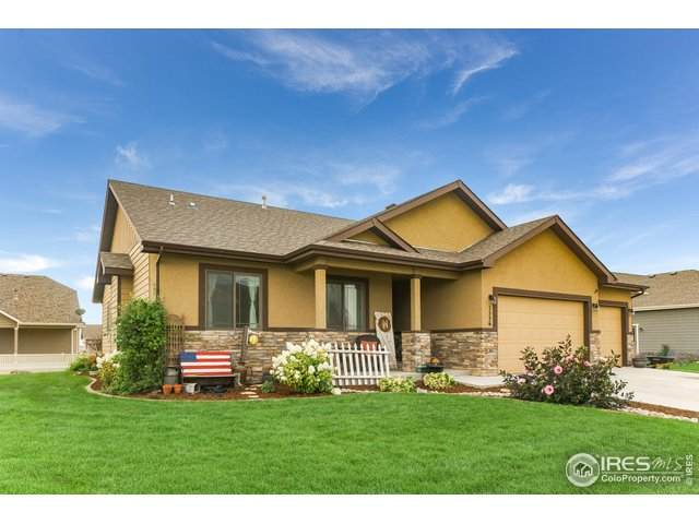1556 Plains Dr, Eaton, CO 80615 (MLS #922531) :: Tracy's Team