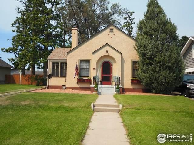 625 Prospect St, Fort Morgan, CO 80701 (MLS #922534) :: 8z Real Estate