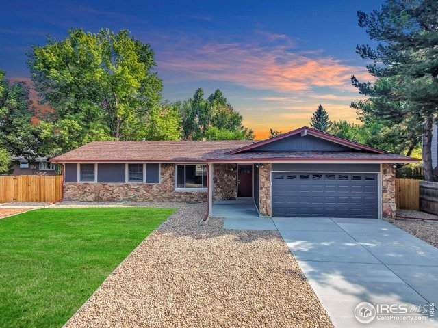 4948 Cornwall Dr, Boulder, CO 80301 (MLS #922572) :: Bliss Realty Group
