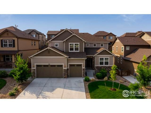 340 Dusk Pl, Erie, CO 80516 (#922590) :: James Crocker Team
