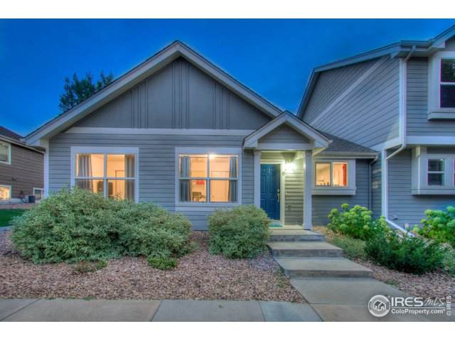 6827 Autumn Ridge Dr A6, Fort Collins, CO 80525 (#922600) :: Compass Colorado Realty