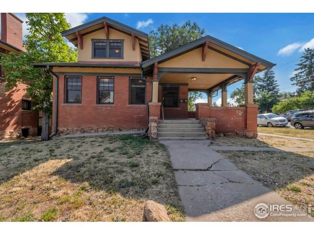 1100 10th St, Boulder, CO 80302 (#922601) :: Re/Max Structure