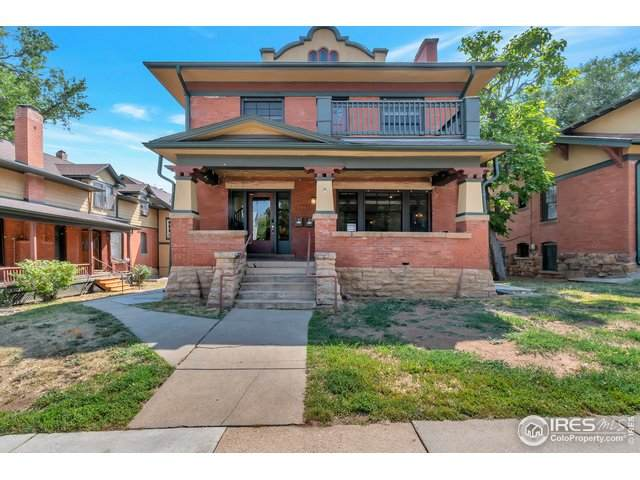 1110 10th St, Boulder, CO 80302 (#922605) :: Compass Colorado Realty