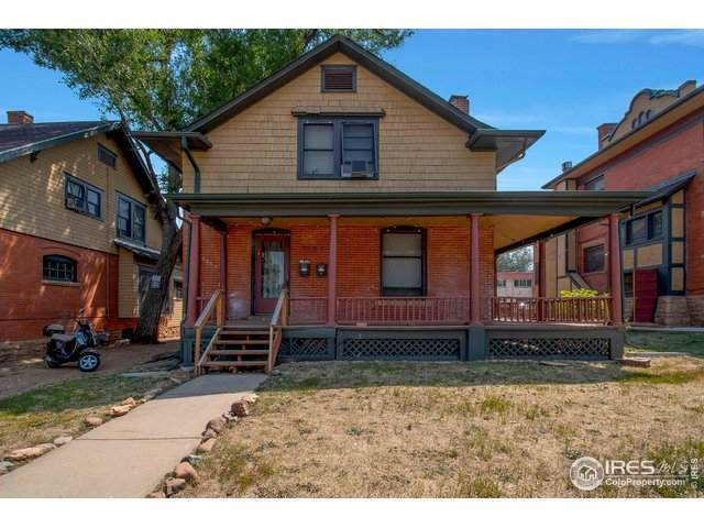 1120 10th St, Boulder, CO 80302 (MLS #922609) :: Stephanie Kolesar