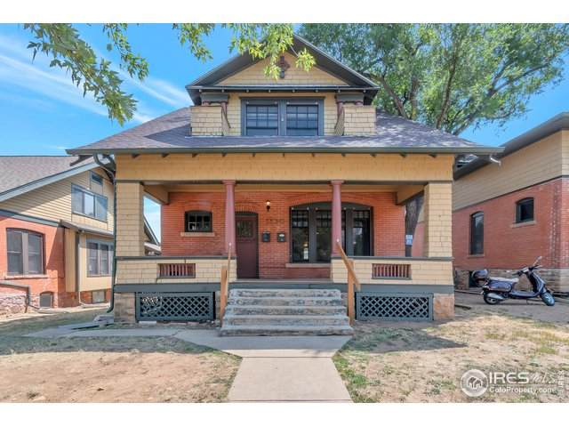 1130 10th St, Boulder, CO 80302 (MLS #922611) :: Stephanie Kolesar