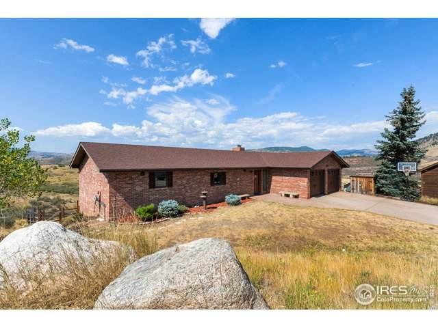4905 Hilltop Dr, Fort Collins, CO 80526 (MLS #922625) :: 8z Real Estate