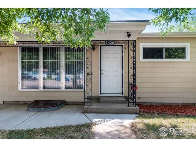 2528 15th Ave, Greeley, CO 80631 (#922632) :: Kimberly Austin Properties