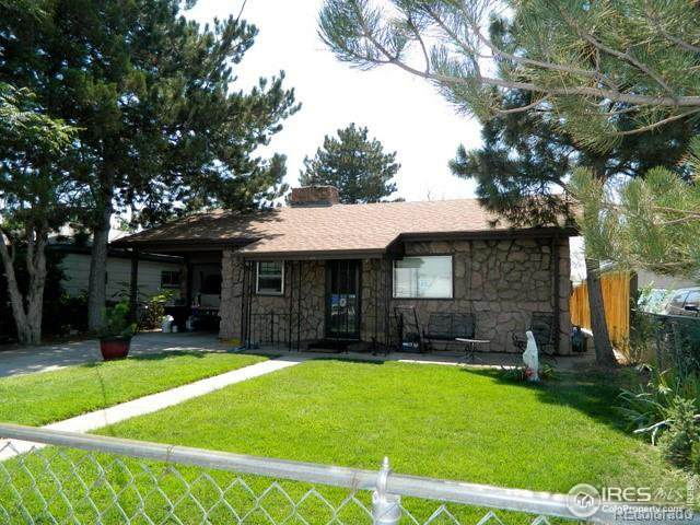6830 E 52nd Pl, Commerce City, CO 80022 (MLS #922634) :: 8z Real Estate
