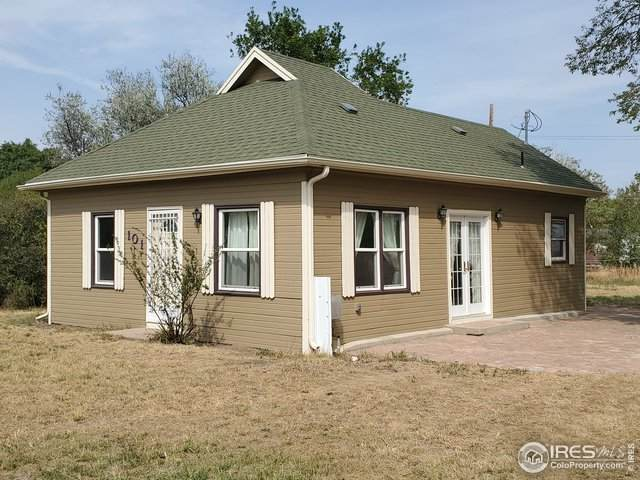 101 N Washington Ave, Fleming, CO 80728 (MLS #922636) :: Bliss Realty Group