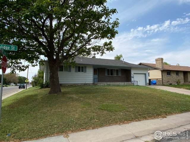 1307 Coolidge St, Sterling, CO 80751 (MLS #922650) :: Jenn Porter Group