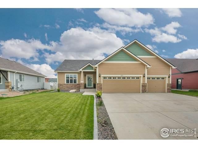 6846 Mount Democrat St, Wellington, CO 80549 (MLS #922651) :: 8z Real Estate
