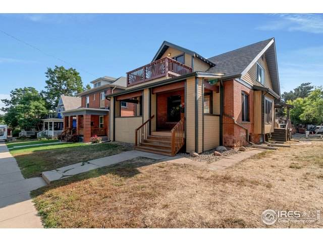 1134 10th St, Boulder, CO 80302 (#922663) :: Compass Colorado Realty