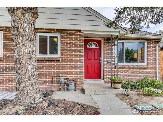3320 Oneida St, Denver, CO 80207 (MLS #922687) :: J2 Real Estate Group at Remax Alliance