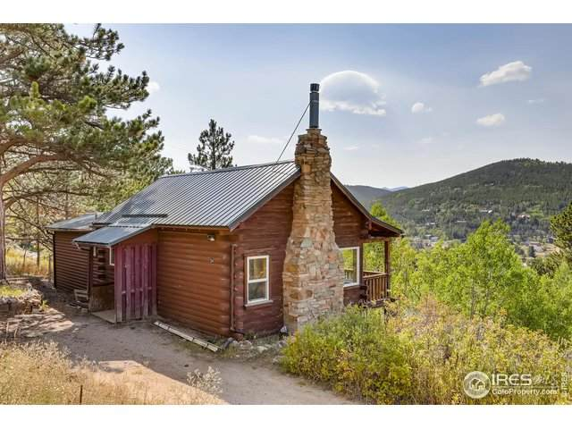 34 Forest Rd, Nederland, CO 80466 (MLS #922695) :: Downtown Real Estate Partners