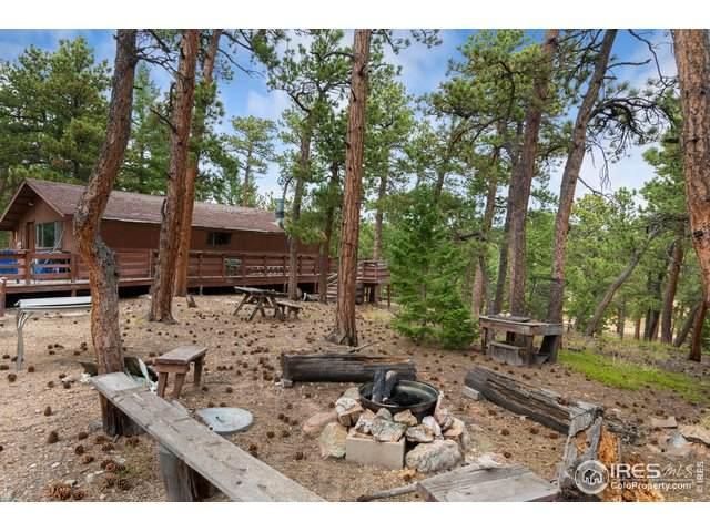 17256 Highway 7, Allenspark, CO 80510 (MLS #922696) :: 8z Real Estate