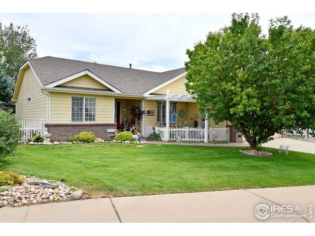 2485 Birdie Way, Milliken, CO 80543 (MLS #922732) :: Neuhaus Real Estate, Inc.