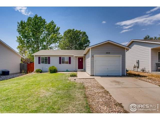 3919 Partridge Ave, Evans, CO 80620 (MLS #922744) :: Fathom Realty
