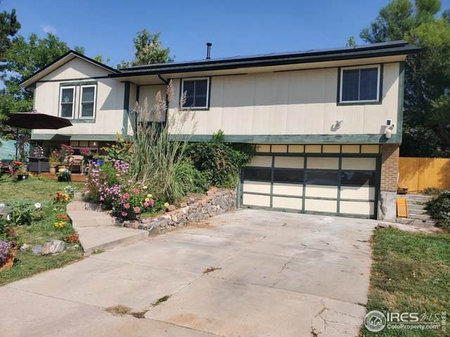 5635 W 63rd Ave, Arvada, CO 80003 (MLS #922768) :: Keller Williams Realty