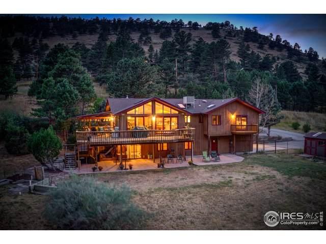 7232 Olde Stage Rd, Boulder, CO 80302 (MLS #922776) :: 8z Real Estate