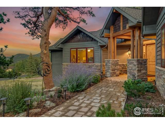 112 Ute Ln, Estes Park, CO 80517 (MLS #922783) :: 8z Real Estate