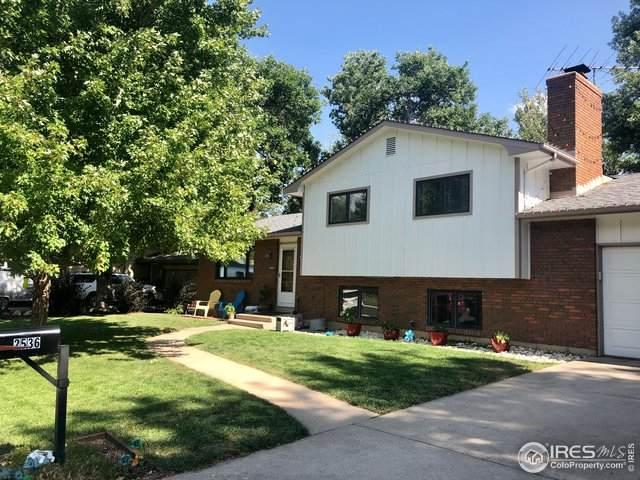 2536 Newport Dr, Fort Collins, CO 80526 (MLS #922788) :: 8z Real Estate