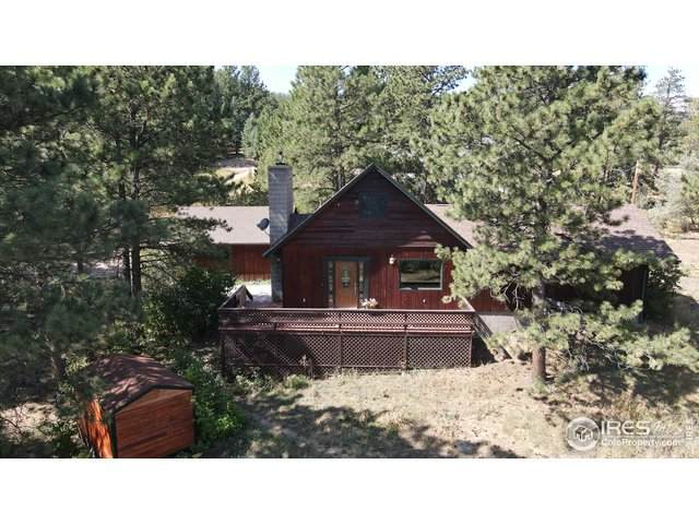 855 Estes Park Estates Dr, Lyons, CO 80540 (MLS #922791) :: 8z Real Estate