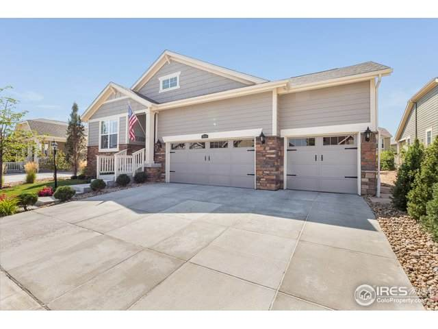 7954 E 152nd Dr, Thornton, CO 80602 (MLS #922797) :: Keller Williams Realty