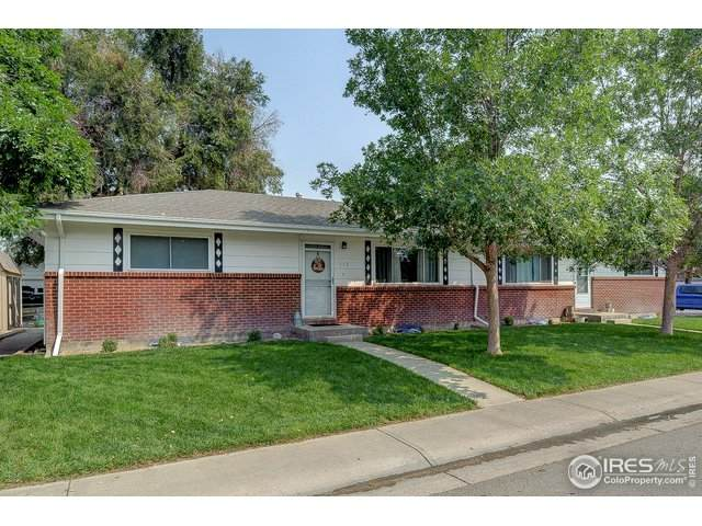 115 Campbell St, Kersey, CO 80644 (MLS #922801) :: 8z Real Estate