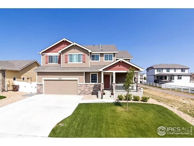 8709 13th Street Rd, Greeley, CO 80634 (#922806) :: Kimberly Austin Properties